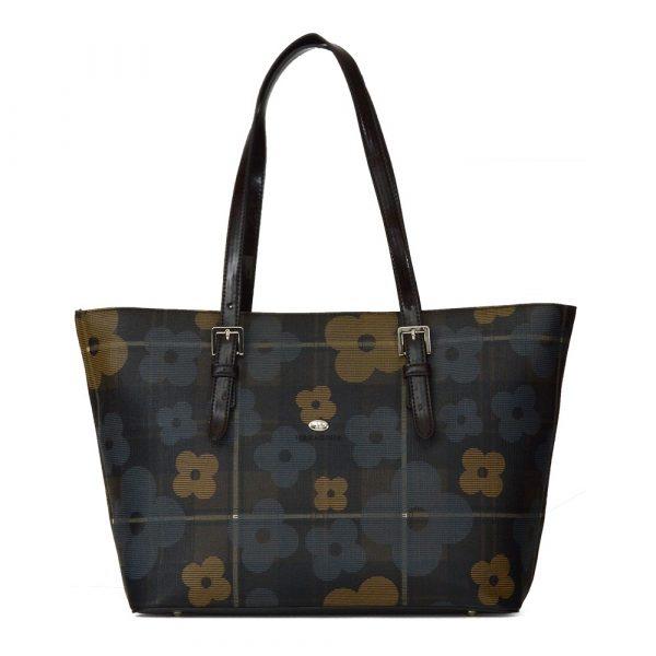 Dámská kabelka Hexagona Brenda – hnědá