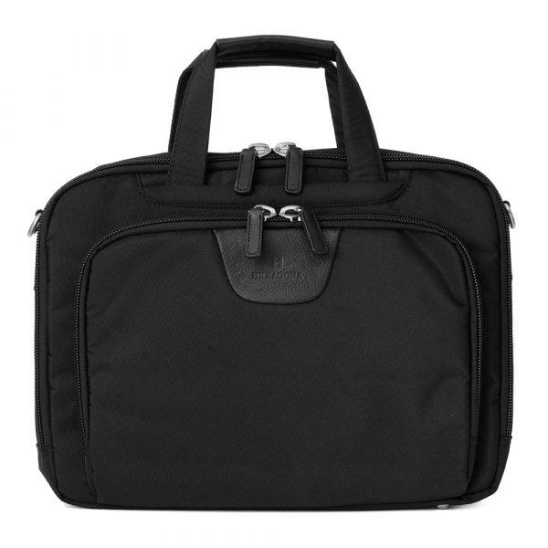 Pánská taška přes rameno Hexagona 754365 – černá