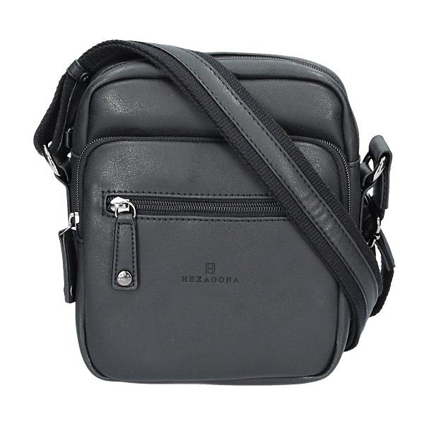 Pánská taška na doklady Hexagona 784628 – černá