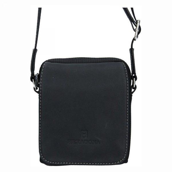 Pánská taška na doklady Hexagona Martin – černá