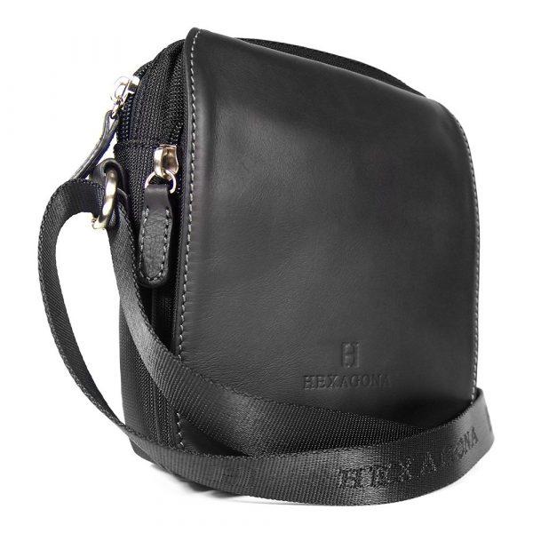Pánská taška na doklady Hexagona 299176 – černá