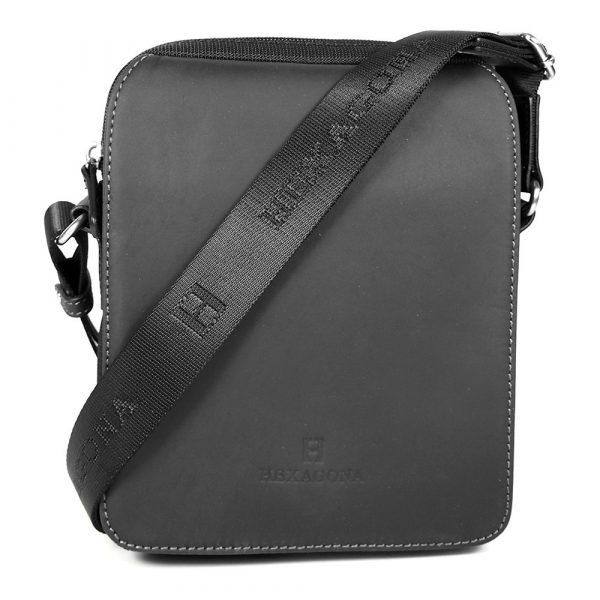 Pánská taška přes rameno Hexagona 299162 – černá