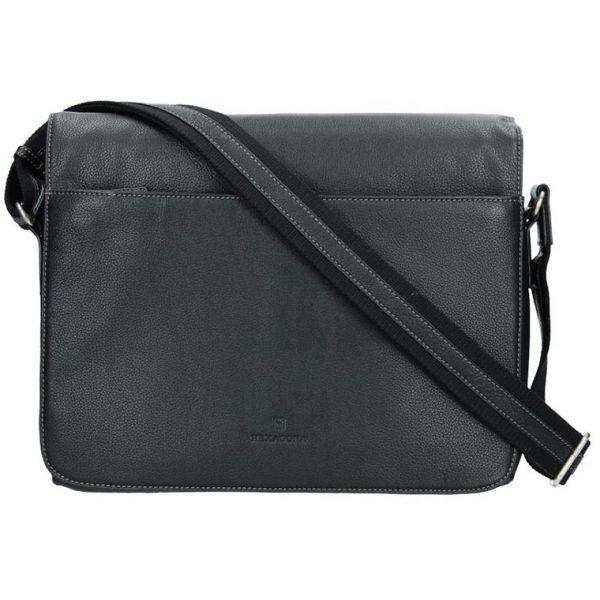 Pánská taška přes rameno Hexagona 462699 – černá