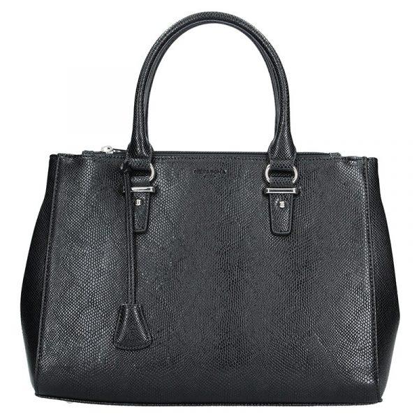 Dámská kabelka Hexagona 495344 – černá
