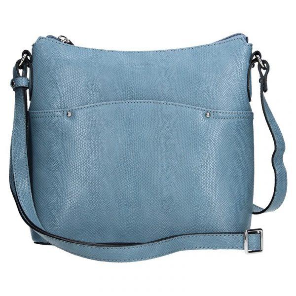 Dámská kabelka Hexagona 495345 – modrá