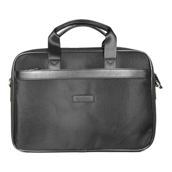 Pánská taška přes rameno Hexagona D72495 – černá
