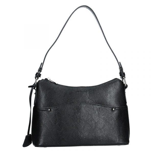 Dámská kabelka Hexagona 495347 – černá