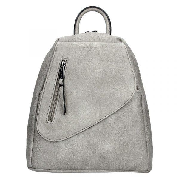 Dámský batoh Hexagona Liliam – šedá