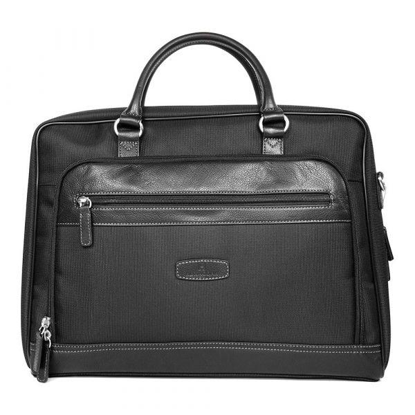 Pánská taška přes rameno Hexagona 293803 – černá