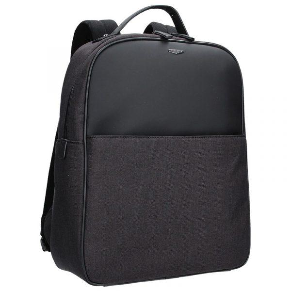 Pánský batoh Hexagona Marcure – šedo-černá