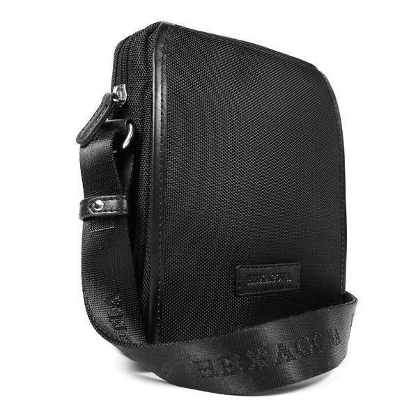Pánská taška přes rameno Hexagona D72283 – černá