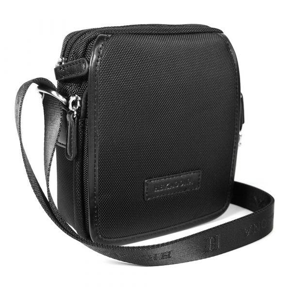 Pánská taška přes rameno Hexagona D72282 – černá