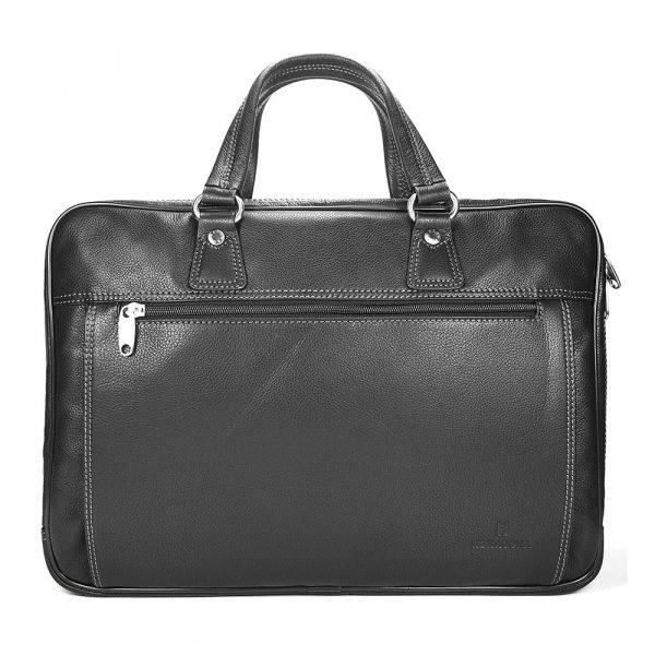 Pánská taška přes rameno Hexagona 469544 – černá