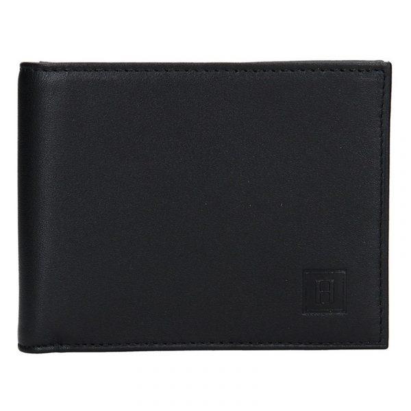 Pánská peněženka Hexagona Adam – černá
