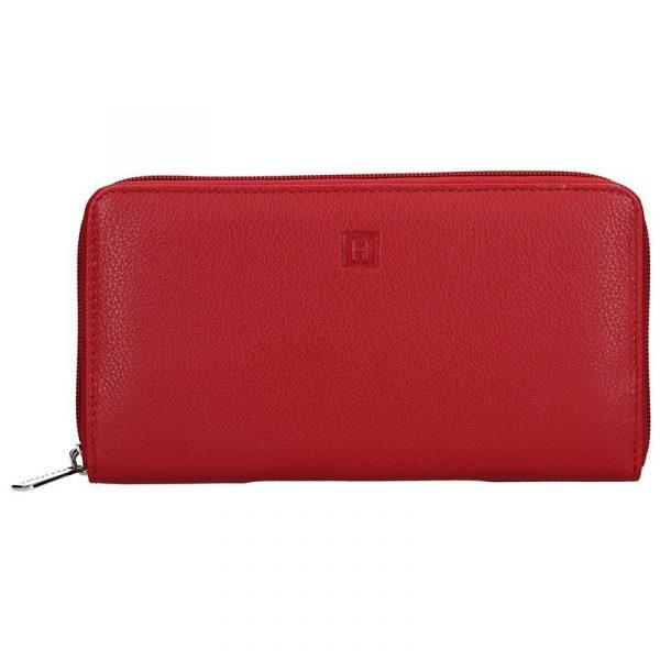 Dámská peněženka Hexagona Kaja – červená