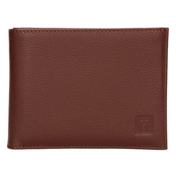 Pánská peněženka Hexagona Leon – hnědá