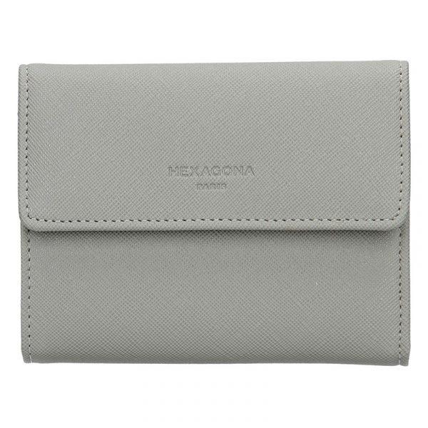 Dámská peněženka Hexagona Tamara – šedá