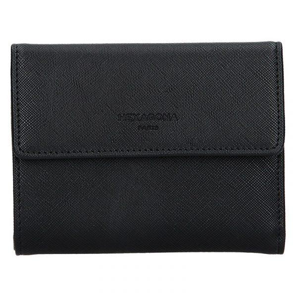 Dámská peněženka Hexagona Tamara – černá