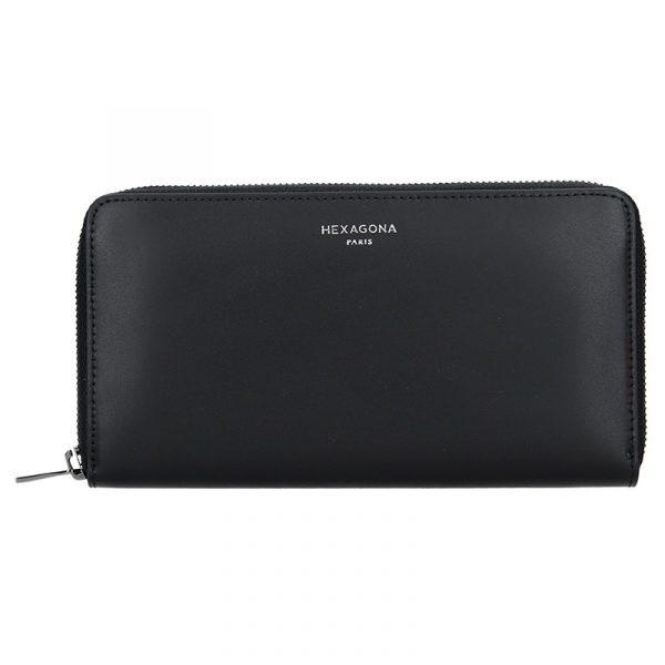 Dámská peněženka Hexagona Tina – černá