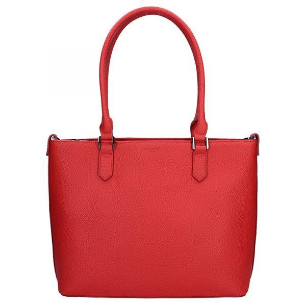 Dámská kabelka Hexagona Aurora – červená