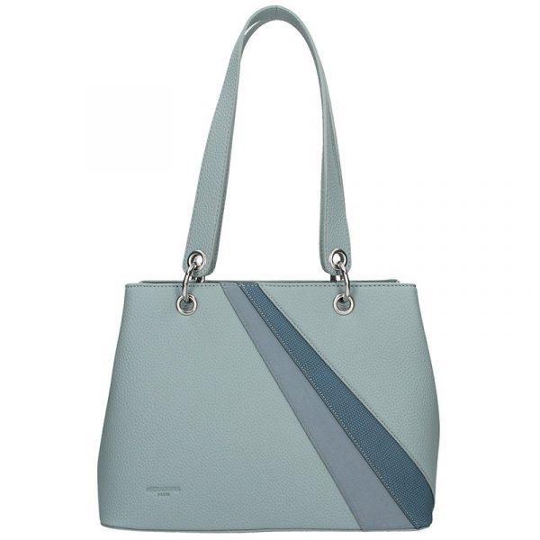 Dámská kabelka Hexagona Liandra – modrá