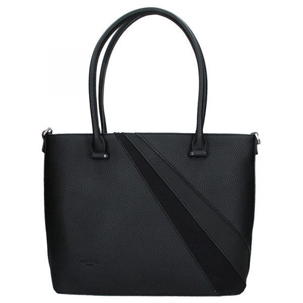 Dámská kabelka Hexagona Ulena – černá