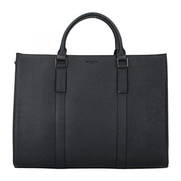 Dámská kabelka Hexagona Jilena – černá
