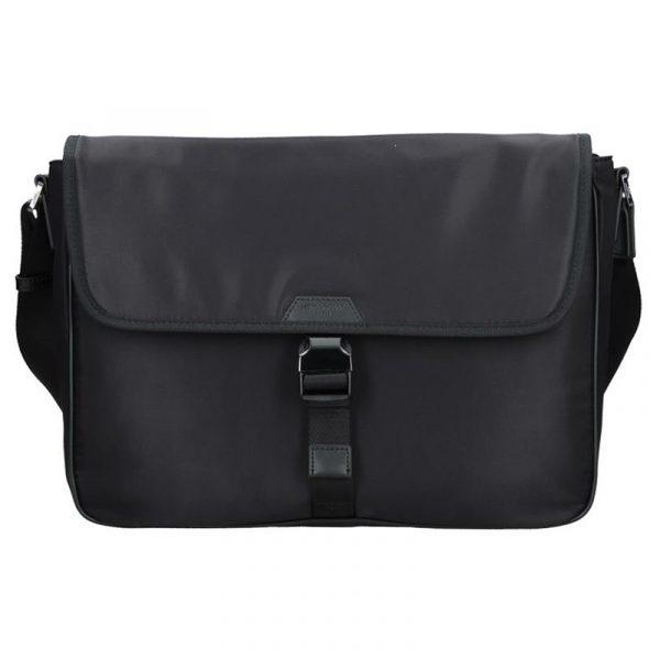 Pánská taška přes rameno Hexagona Quido – černá