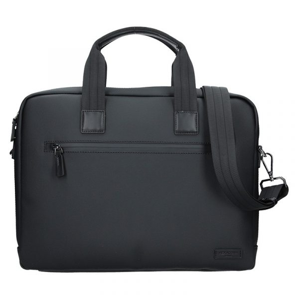 Pánská voděodolná  taška na notebook Hexagona Legend – černá