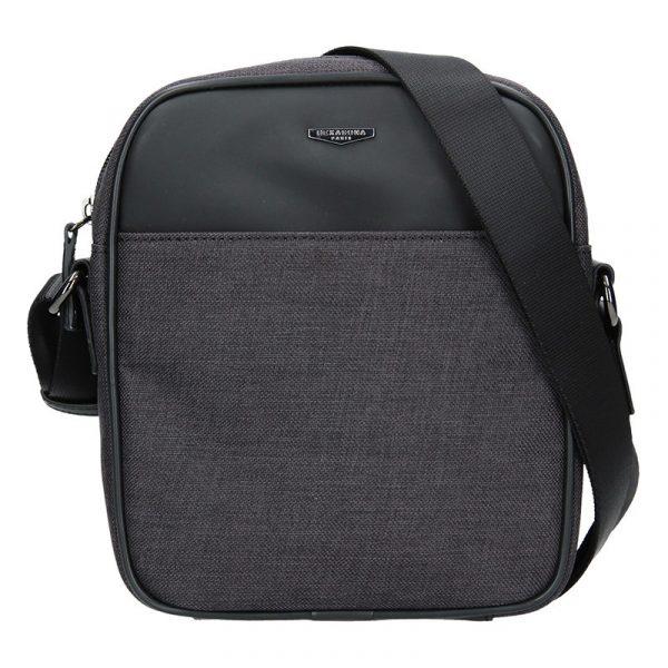 Pánská taška přes rameno Hexagona Tomassi – šedá