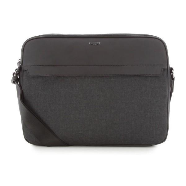 Pánská taška přes rameno Hexagona Blix – šedá