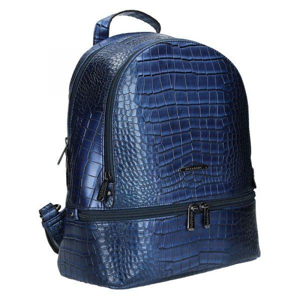 Dámský batoh Hexagona 284926 – modrá