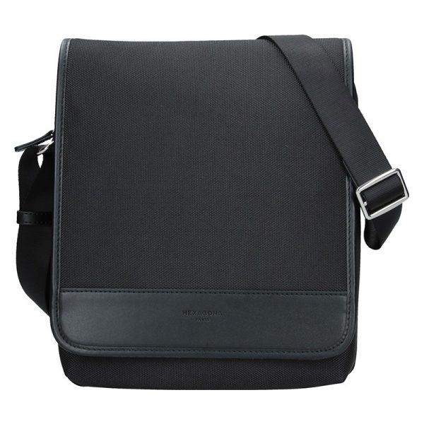 Pánská taška přes rameno Pallo – černá