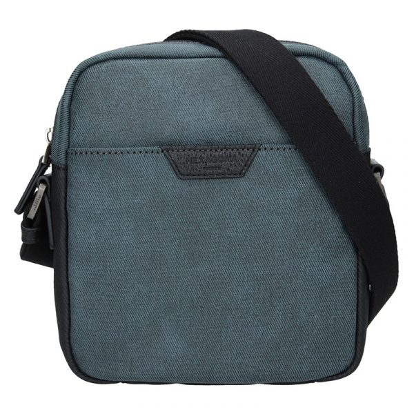 Pánská taška přes rameno Hexagona Ignac – modrá