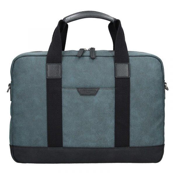 Pánská taška přes rameno Hexagona Dyton – modrá