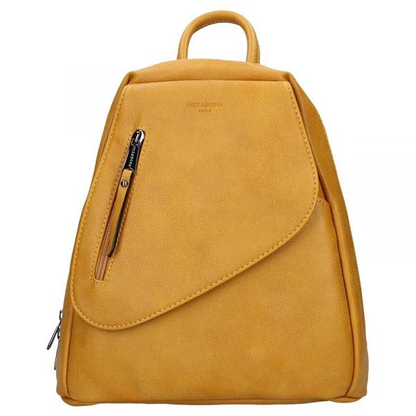 Dámský batoh Hexagona Liliam – žlutá