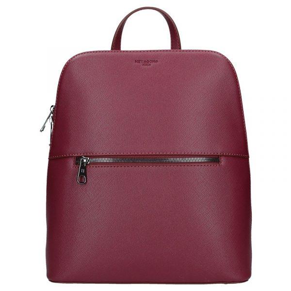 Dámský batoh Hexagona Agate – fialová