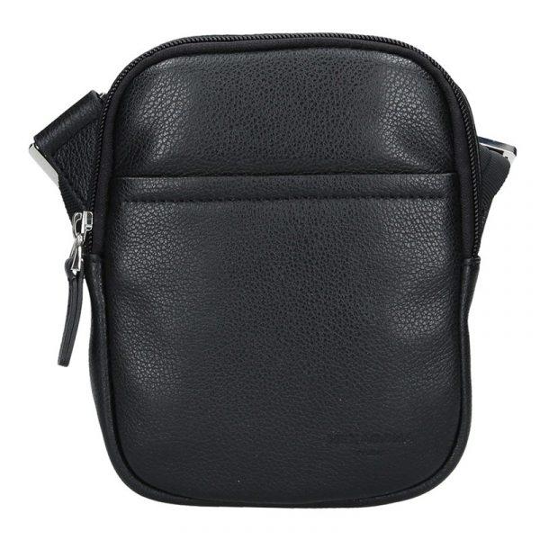 Pánská taška na doklady Hexagona Vilém – černá