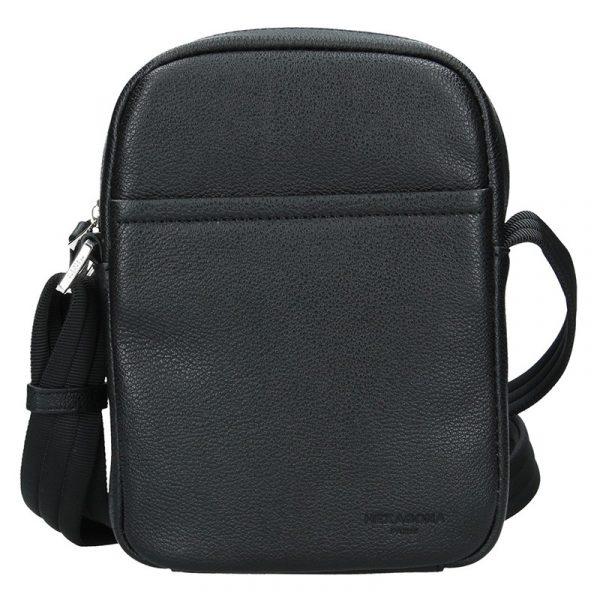Pánská taška na doklady Hexagona Augusto – černá