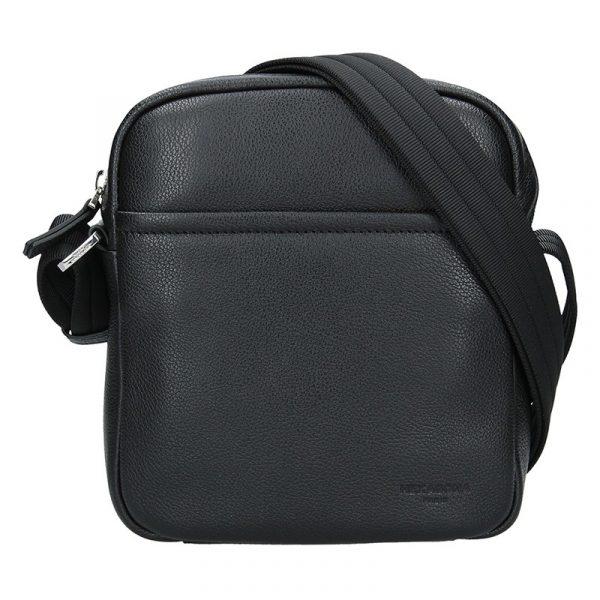 Pánská taška na doklady Hexagona Kolen – černá