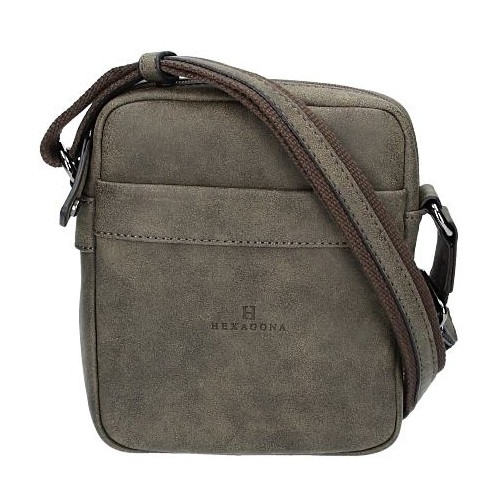 Pánská taška na doklady Hexagona 784636 – taupe