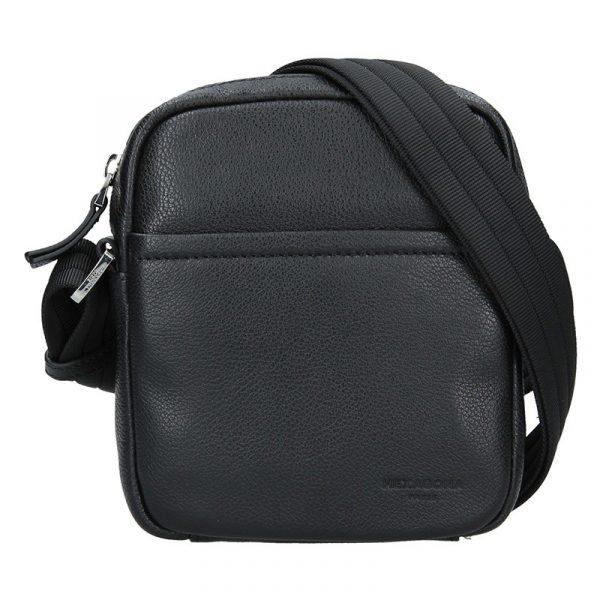 Pánská taška na doklady Hexagona Anders – černá