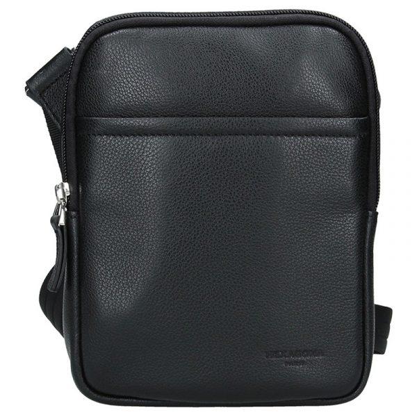 Pánská taška na doklady Hexagona Ruben – černá