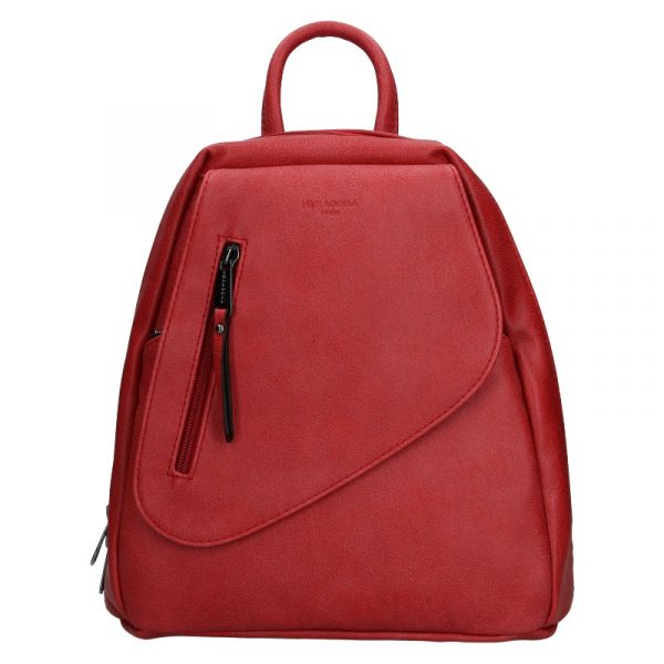Dámský batoh Hexagona Liliam – červená