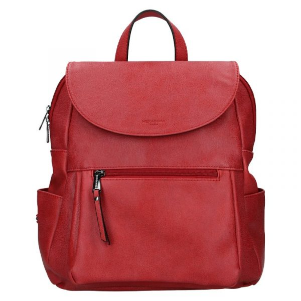 Dámský batoh Hexagona Amande – červená