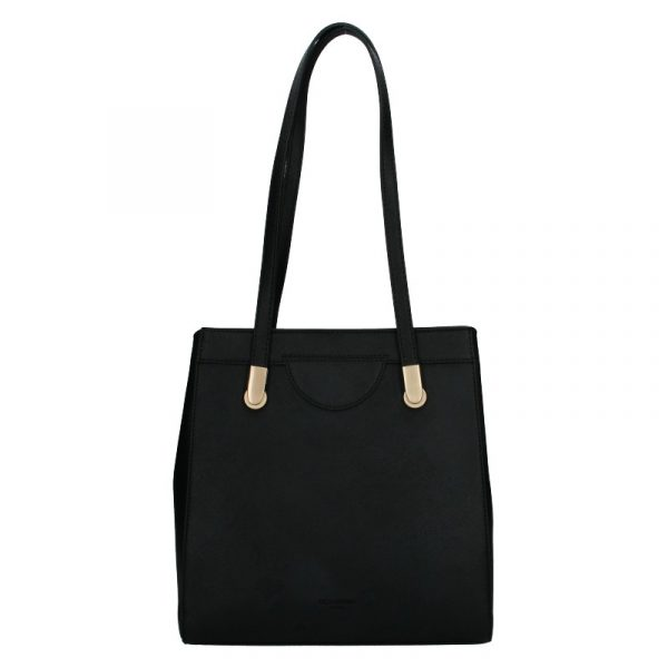 Dámská batůžko-kabelka Hexagona Karol – černá
