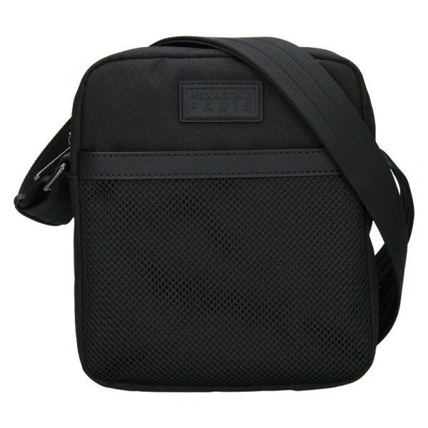 Pánská taška přes rameno Hexagona Johanes – černá