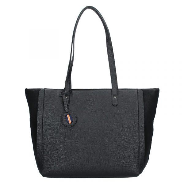 Dámská kabelka Hexagona Joanka – černá